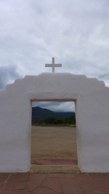 St. Jerome's: Taos Pueblo