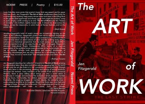 The Art of Work Front and Back Cover