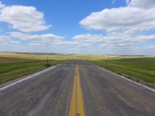 The Stretch of South Dakota