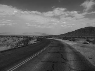 Into the Mojave Desert